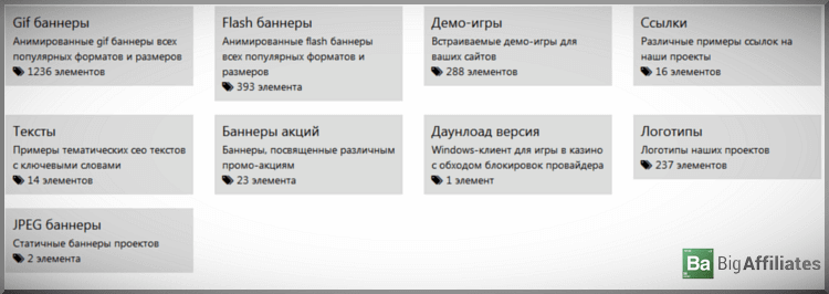 Партнёрская программа Azartcash