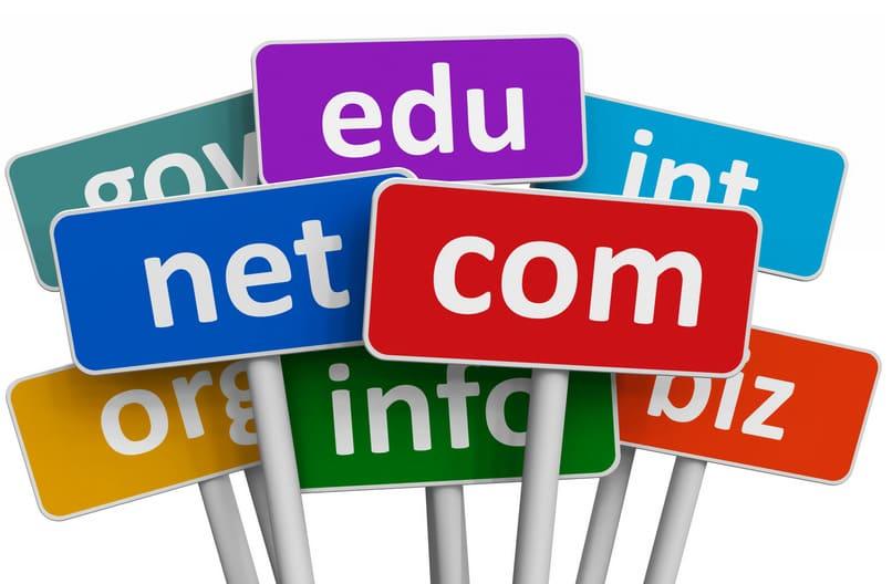 Новый домен для переезда сайта